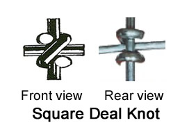 Square Deal Knots Field Fences